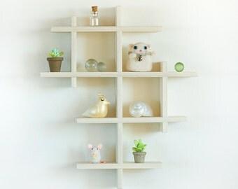 Shadow Box shelf, Small Shadow box, Miniature display case, Wall shadow box, wooden shadow box, Miniature shadow box, Modern shelf
