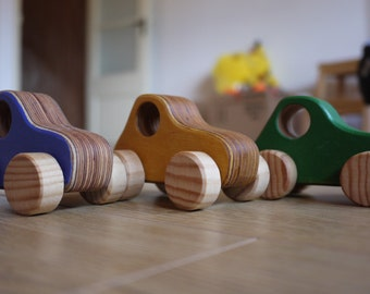 Little wooden Car or Wagon