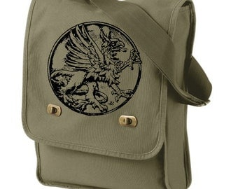 The Gryphon Messenger