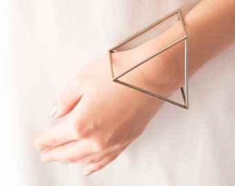 Triangle Bracelet by Alminty3D