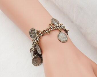 Fine Vintage Gypsy design Bracelet.