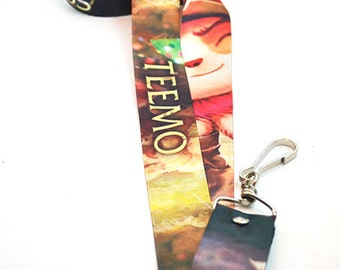 League of Legends Custom Lanyard HardLeash