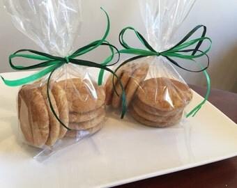 Snickerdoodles - Snickerdoodle Cookies - Cinnamon Sugar Cookies - Homemade Cookies - Baked Goods - 1 dozen