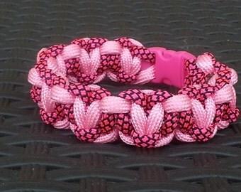 Twin Hearts Bracelet