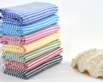 Yoga Towel Matt Turkish Bath Towel - Swimsuit Cover Up Womens Bathing Suits Bridesmaid Gift Home Textile Luxury Cotton Towel