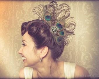 Vintage - bridal - hair - accessory