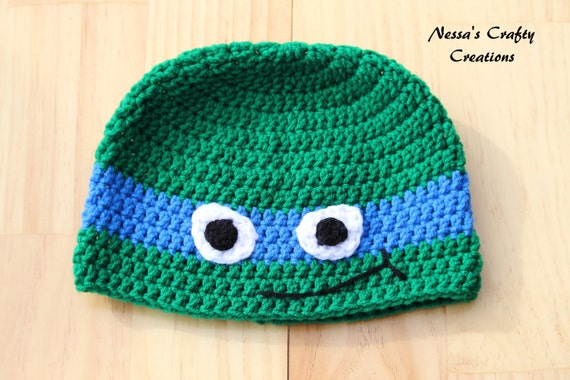 Free Crochet Pattern For Ninja Turtle Slippers Dancox For