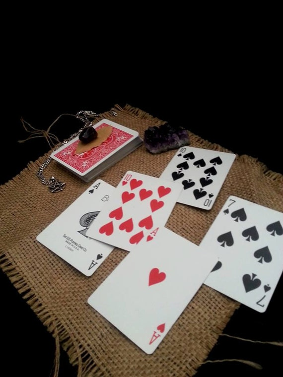Gypsy Playing Card Reading