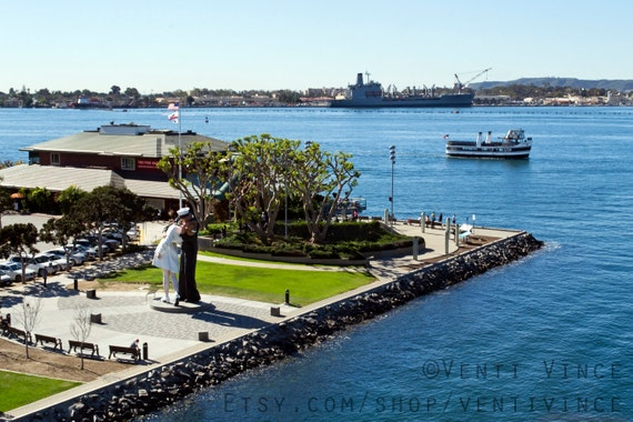 Items similar to city photography san diego california for Fish market seaport village