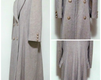 unique winter fairytale coat 100% wool made in Italy #timeless#classy