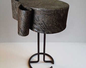 Special Occasion, Pillbox Hat - Emma