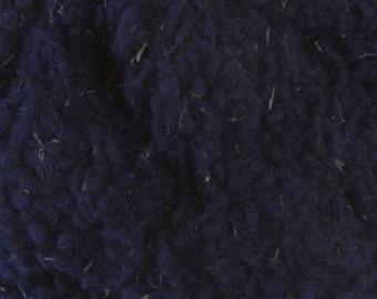 Steel Blue - Merino Wool Nepps - 20 grams