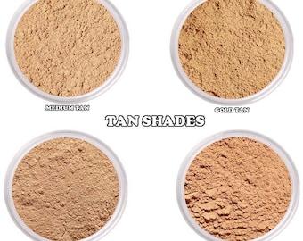 Aloe Vera & Minerals Makeup Powder Foundation  - Samples