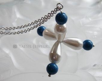 Chemist's Necklace, sp3 Orbital Necklace,  Organic Chemist's Necklace, Personalized Chemistry Jewelry, Fun Science Necklace, OOAK Jewelry