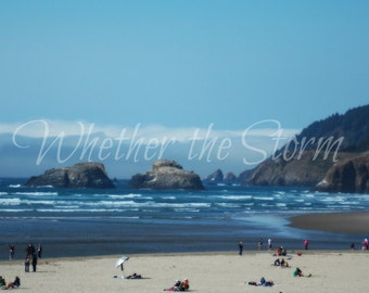 "Oregon Coast  ""Lazy Day"" - Fine art print Home decor"