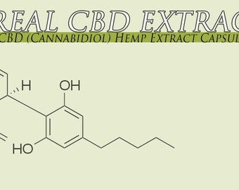 Ten Bottles of 30 Capsules CBD Oil Extracted From Organic Hemp 1500MG CBD Extracted From Organically Grown Top Strains