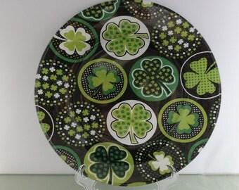 St. Patrick's Day Decorative Plate