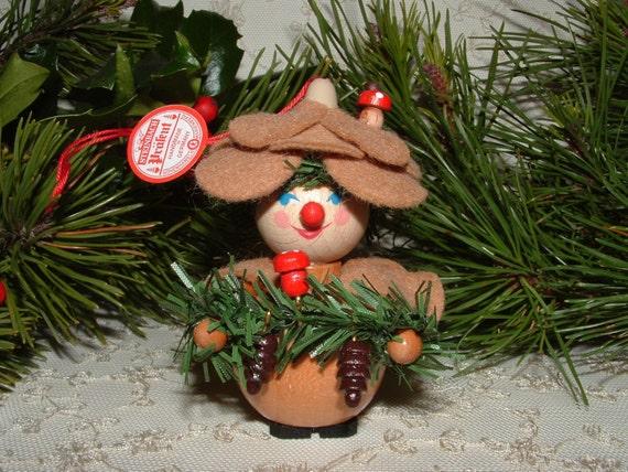 MIB Steinbach German Christmas Ornament by KrissyKringles ...