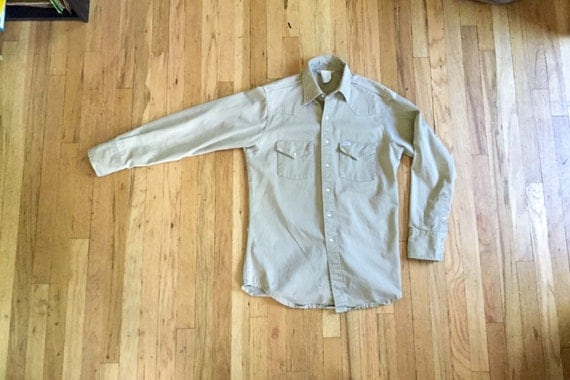 Carhartt union made in the usa twill snap up work shirt in for Usa made work shirts