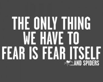 the only thing we have to fear is fear itself You may have heard that bob woodward has a new book out it was number one on amazon before it came out it was into its seventh printing -- a million copies before it came out the.