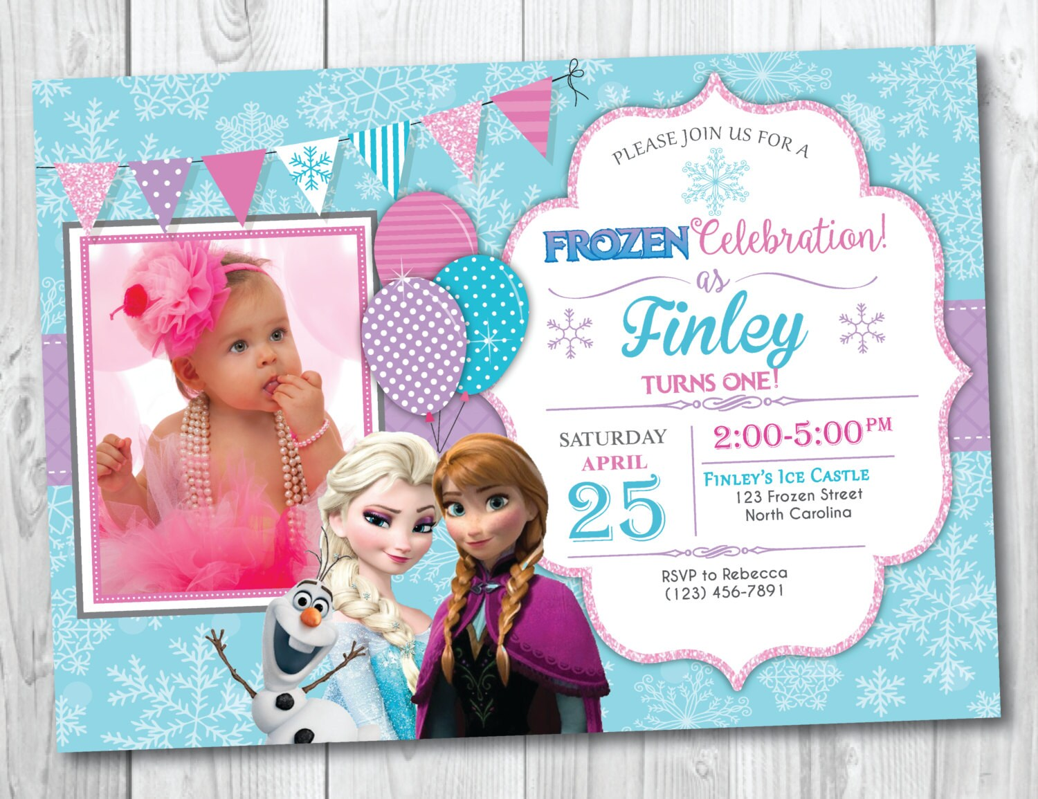 Crush image with regard to frozen invitations printable