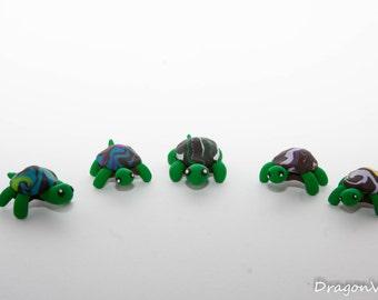 Miniature turtles