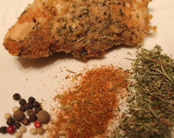 NO SALT HERB Seasonings:  Time-Saving Medleys of Organic Herbs specially blended to enhance your cooking needs.