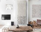 Macrame Hanging, Backdrop, Room Divider