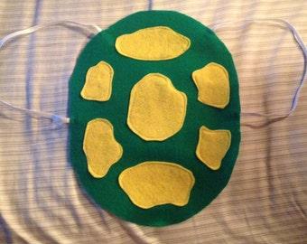 Ninja turtle shell