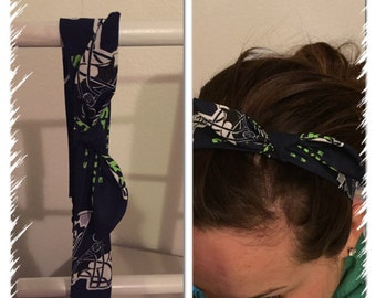 Seatle seahawks headband
