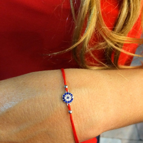 red string evil eye bracelet for protection with the best low price anywhere on planet earth!