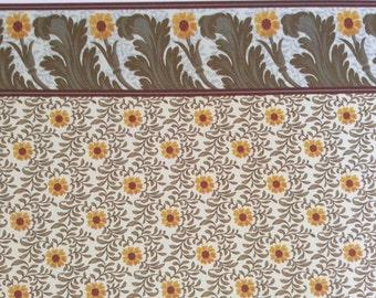 Cheery Sunflower Wallpaper