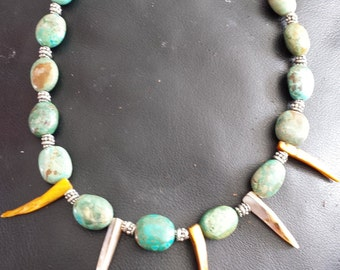 Turquoise Necklace for Sale