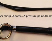 Super Sharp Shooter Tactical keychain with 2 free DVDs