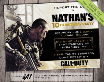 Diy printable call of duty black ops 2 party invitations diy printable call of duty black ops 2 party invitations filmwisefo