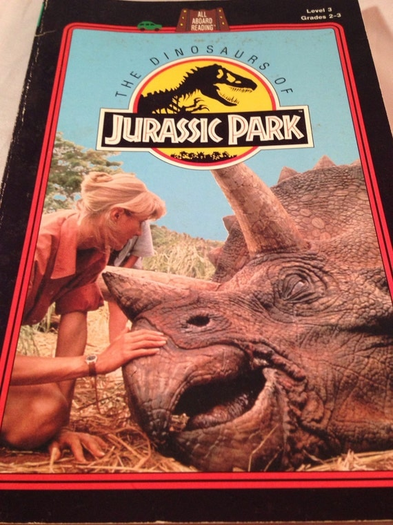 an analysis of the book of jurassic park 'jurassic park' is the perfect movie and explains everything about the amazing world of science makers of jurassic park 4 sattler is there to hear him out, and set him straight she is a fantastic character (even more so in the book.