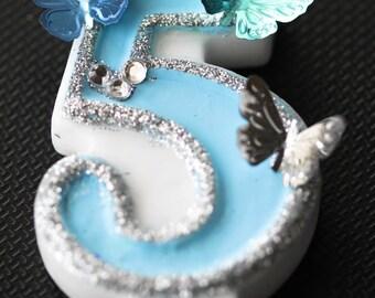 Cinderella Candle