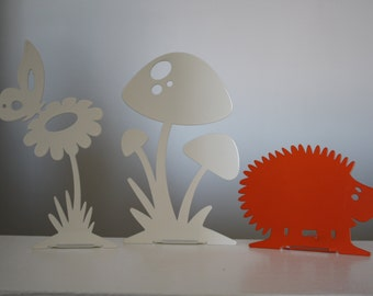 Hedgehog 3D - small. Indoor and outdoor decoration (PROMOTION 20%)