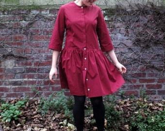 Cherry dress-shirt