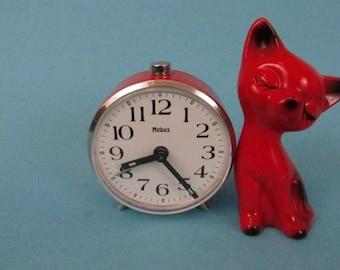 Vintage alarm clock by Mebus/Vintage Wecker von Mebus | Germany