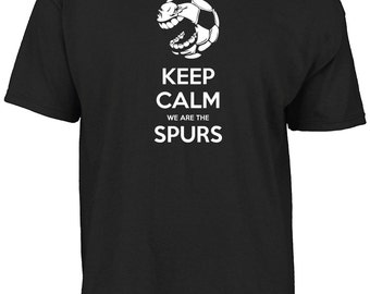 Tottenham Hotspur - Keep calm we are the Spurs t- shirt