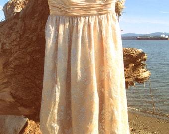 Gypsy DRESS size 10 Medium Bridal Lace  Gipsy  traveller, roamer, wanderer, Bohemian, rover, rambler, nomad, vagrant, Romany, vagabond
