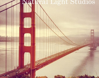 Digital Photo Download - Golden Gate Bridge