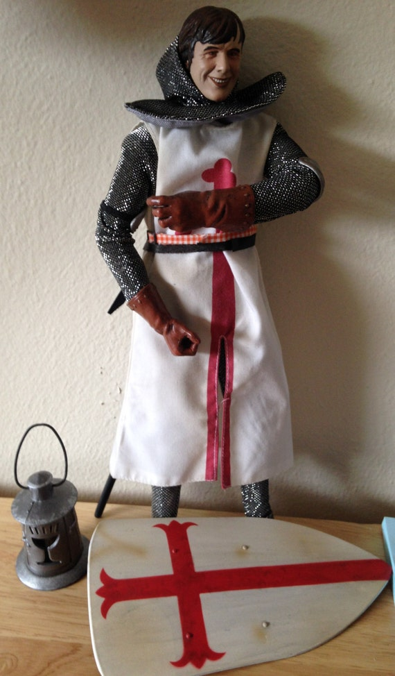 Monty Python & The Holy Grail Vintage Sir Galahad By