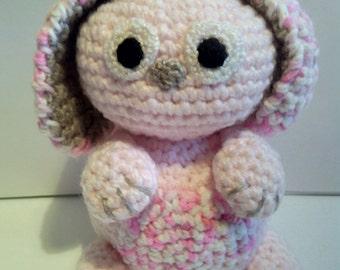 Crochet Woodland Rabbit