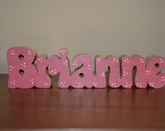Personalized name - 7 letters