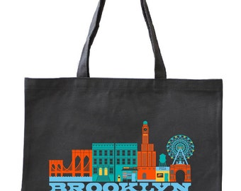New york tote bag | Etsy