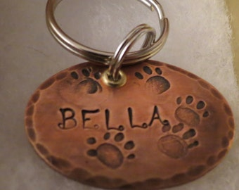 Pet Tags, Pet ID Tags, Dog Tags, Dog ID , Pet Accessories,, Dog Name Tags,Custom Pet Tags, Dog Collar Tags, Copper Pet Tags
