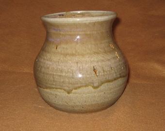 Versatile Stoneware Vase