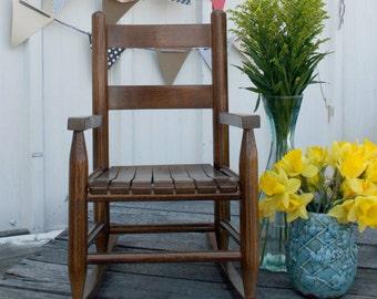 Sunbrella Indoor Outdoor Rocking Chair Cushion By
